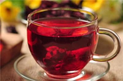 洛神花茶的功效与作用